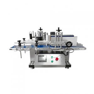 Vacuum Bag Adhesive Labeling Machine China