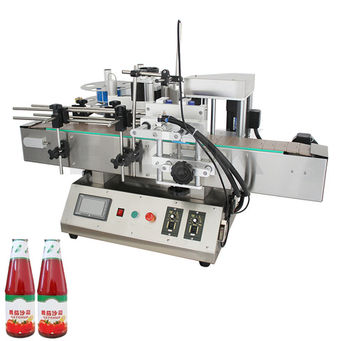 top labeling machine manufacturers for ampoule flat bottle labeler