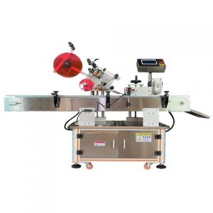 Top Surface Labeling Machine For Apple