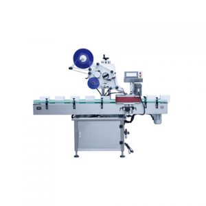 Double Label Heads Adhesive Sticker Labeling Machine