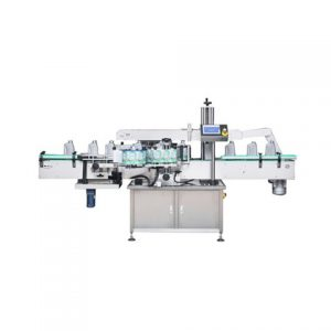 Bottle Or Cup Top Side Sticker Labeling Machine