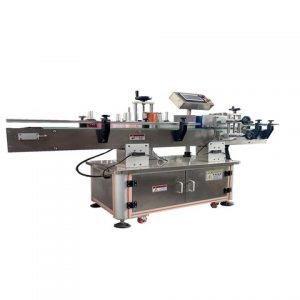 Flat Pet Bottle Label Machine For Selling