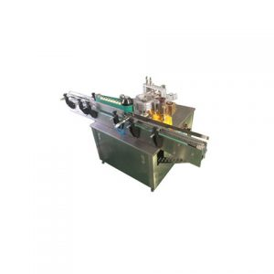 Biscuit Bag Package Labeling Machine