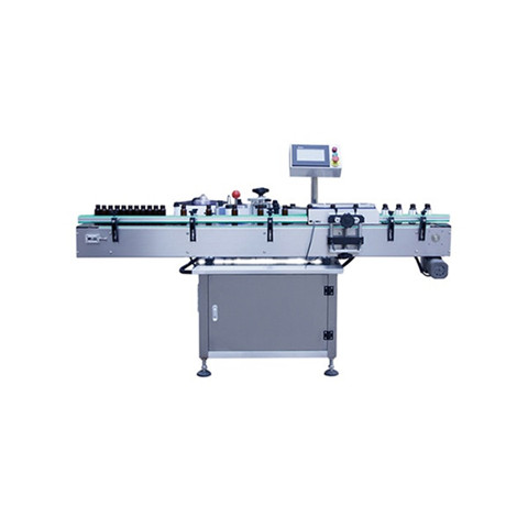 Single Side Orientation Automatic Labeling Machine