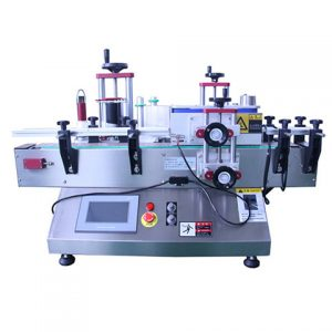 Single Side Oil Bottle Labelling Machine