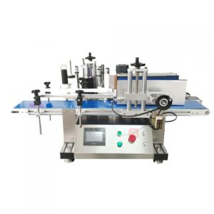 Auto Box Top Labeling Machine