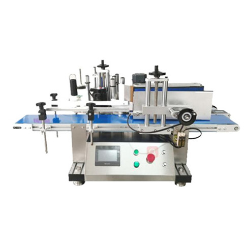 MT-50 High efficiency Semi-auto Round Bottle Labeling Machine