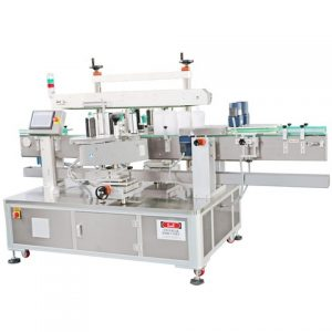 Professional Automatic Asset Plastic Hang Tag Labeling Machine
