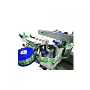 Barcode Label Labeling Machine