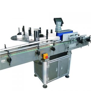 Self Adhesive Pencil Ball Pen Labeling Machine Manufacture