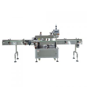 Electric Top Label Applicator For Kinds Of Product