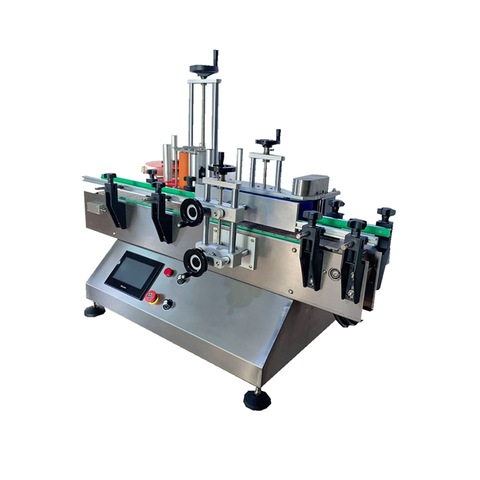 Automatic labeling machine | LOGISTIC & SPECIAL APPLICATIONS