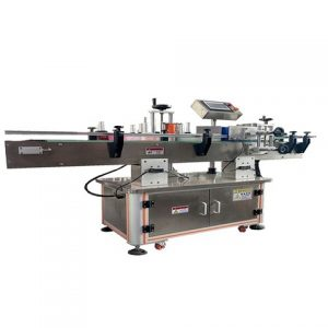Round Wine Labeling Machine