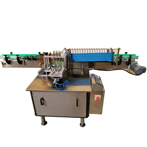 HPLM A High speed Rotary round bottle labeling machine ip