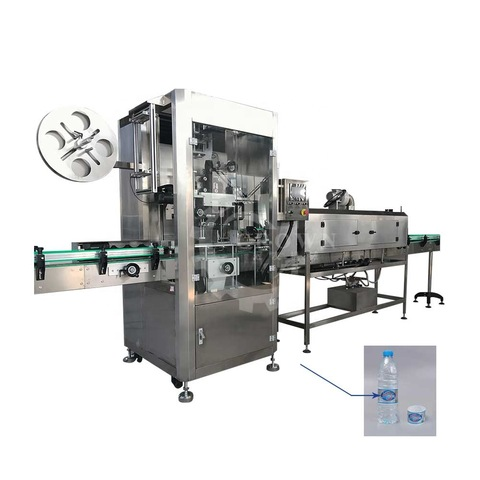 Top & Bottom Automatic Labeling Machines Manufacturer