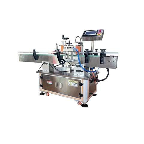 round bottle rotary labeling machinery, round bottle rotary...