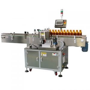Full Automatic Double Sided Round Bottle Labeling Machine