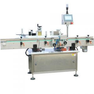 Automatic Labeling Machine With Feeder Device