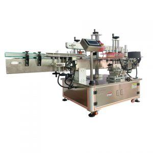 Labeling Machine With Feeding Table