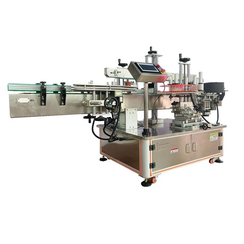 Semi Automatic Round Bottle Labeling Machine - Semi... - ecplaza.net