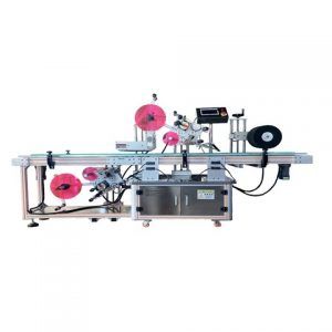Automatic Tax Stamp Labeling Machine
