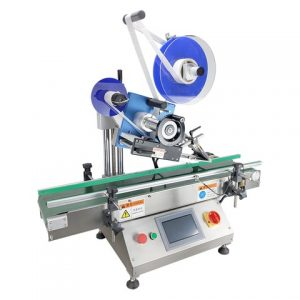 Round Labeling Machine