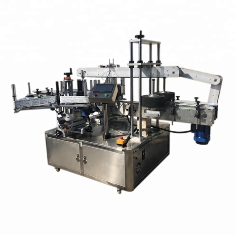Wrap Around Label Application Process | Machines | Camera