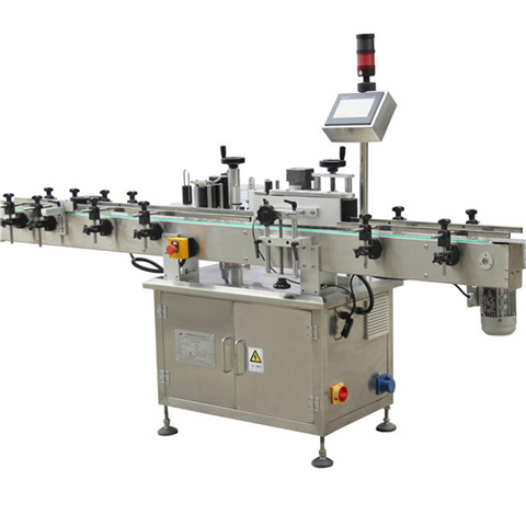 Semi auto round bottle labeling machine - Shanghai Chengxiang...