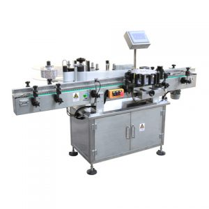 Labeler Machine For Shampoo Bottle