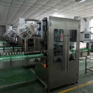 Automatic Position Labeler Machine China