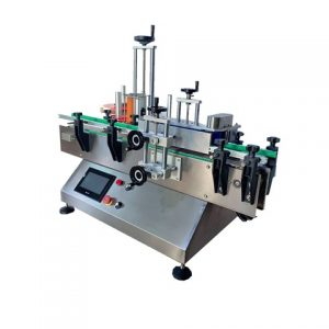 Top Sell Metal Can Labeling Machine
