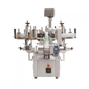 Cookie Jar Tinplate Labeling Machine