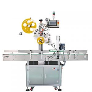 Auto Sticker Labeling Machine For Galss Bottle