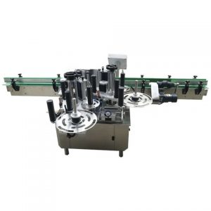 Automatic Miscellaneous Grains Porridge Double Side Labeling Machine