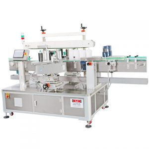 Label Applicator For Carton Corner