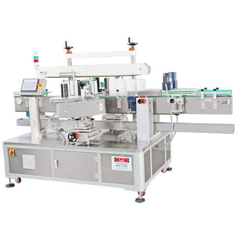 Semi-Automatic Round Bottle Labeler Machine MT-50