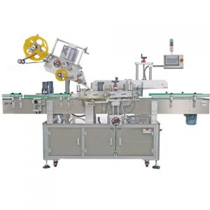 Sticker Labeling Machine For Cans And Bottles