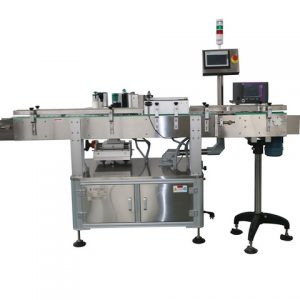 5 Liter Jar Fix Position Labeling Machine