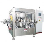 Clear Bottle Labeling Machine