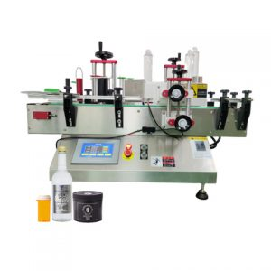 Automatic Flat Bag Label Pasting Machine