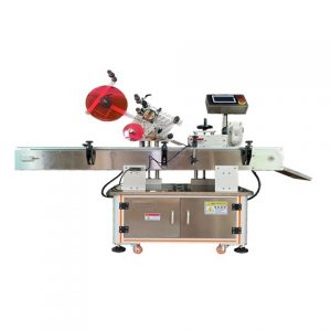 High Quality Paper Labels Automatic Tag Labeling Machine