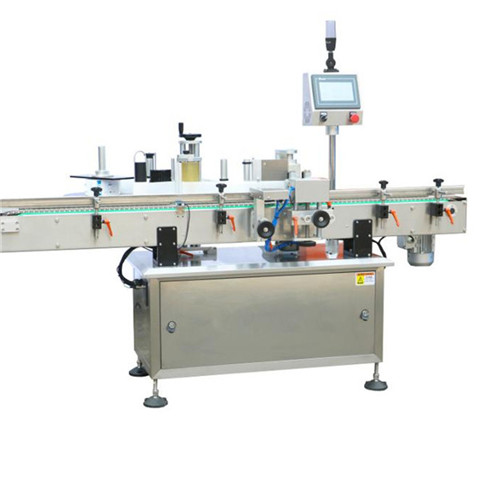 Semi Auto Bottle Labeling Machine HNTB-Y200 40, to buy without...