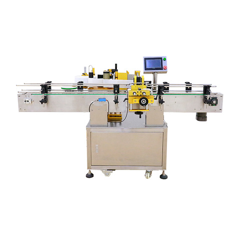 Semiautomatic Gum/Glue Labeling Machine