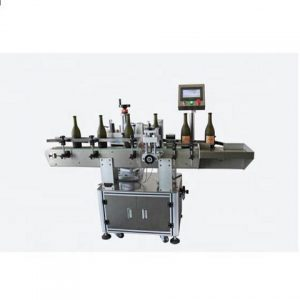 Desktop Labeling Machine For Vial Oral Liquid Bottle