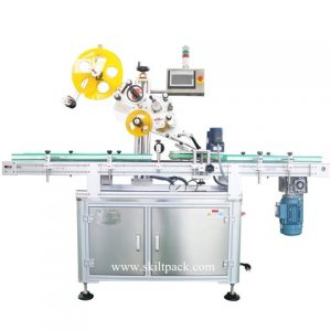 Horizontal Way Sticker Sausage Wrap Around Labeling Machine
