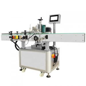 Round Pet Bottle Labeling Machine