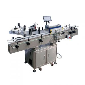 Beans Bottle Labeling Machine