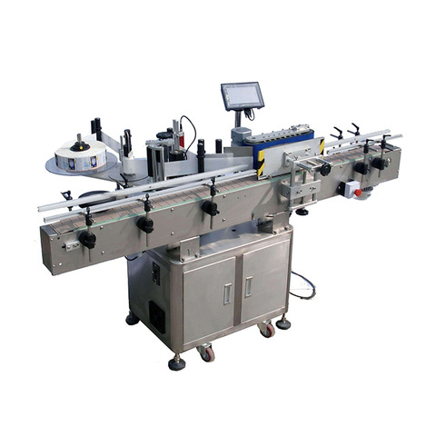 Mineral Water Bottle Labeling Machine Automatic Labeling Machine