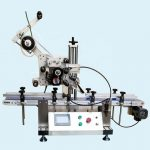 Box Top Online Printing Labeling Machine