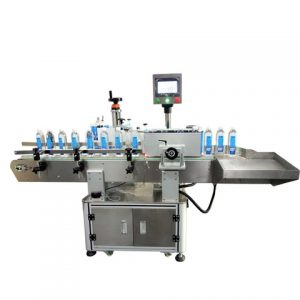 Side Top Labeling Machine